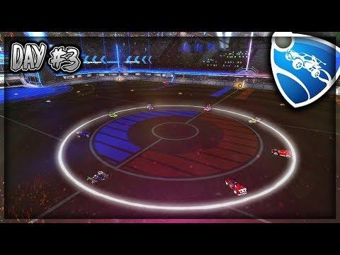 Last To Leave Circle Wins 100 Crates - Rocket League Challenge thumbnail