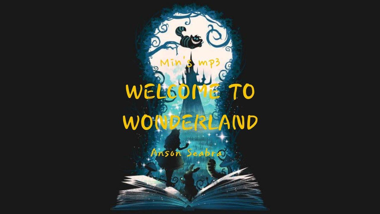Welcome to Wonderland By Anson Seabra/한국어 가사/번역/자막