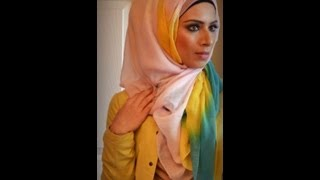 Maxi Hijab with folds Thumbnail