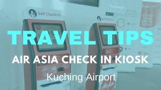 Video Air Asia Check in Kiosk - Kuching Airport - Malaysia download MP3, 3GP, MP4, WEBM, AVI, FLV Juli 2018