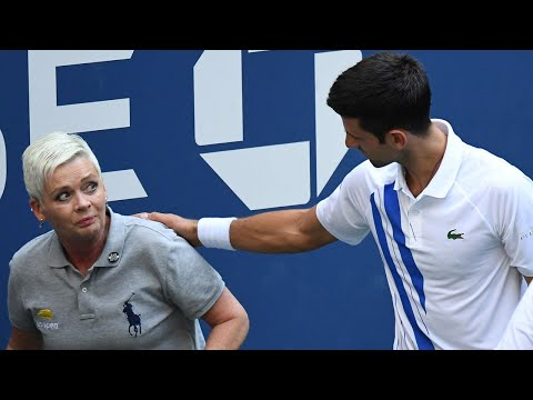 Novak Djokovic S Us Open Expulsion Could Transform Tournament For The Better