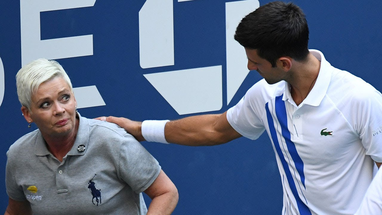 Novak Djokovic Hits Ball At Us Open Line Judge How The Incident Unfolded What Was Said And The Tennis World S Reaction