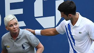 video: Novak Djokovic hits ball at US Open line judge: How the incident unfolded, what was said and the tennis world's reaction