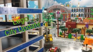 Lego City Update