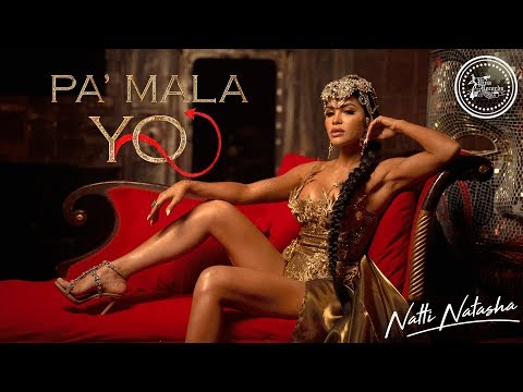 Natti Natasha - Pa' Mala YO [Official Video]