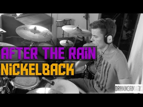NICKELBACK - AFTER THE RAIN || DRUM COVER | NEW ALBUM!