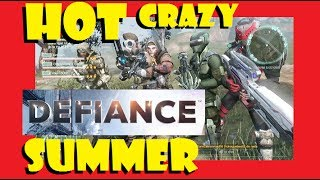 Defiance Gameplay with DraculaSWBF2 - Hot Crazy Summer 06/17/2017