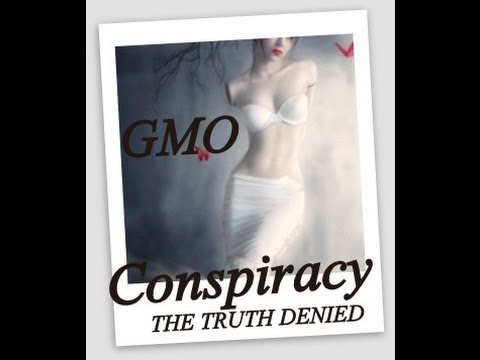 The Conspiracy of GMO's and Factory Farming