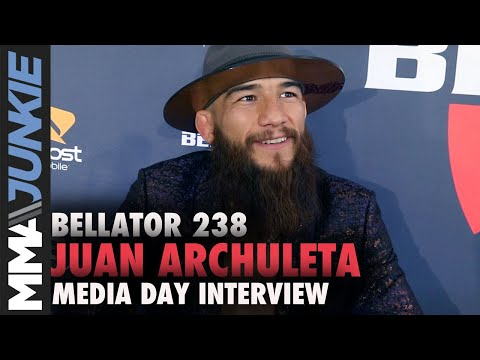 Belltor 238: Juan Archuleta media day interview