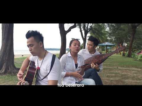 Cinta Terbaik / Pengerindu Nuan Bebali - Brenda Yeo ft. Gideon and Brian (Cover Iban Version)
