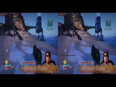 Borderlands 2 in 3D Mech - 2