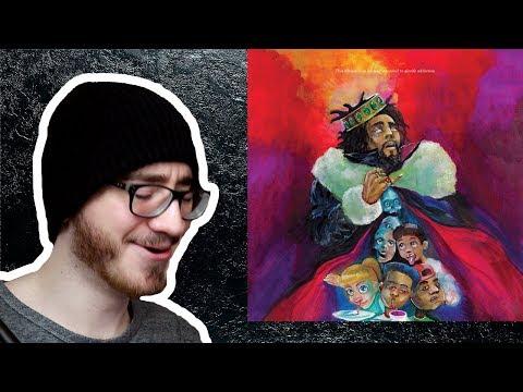 """J. Cole """"KOD"""" - ALBUM REACTION/REVIEW"""