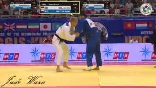 Judo IPPONS - Arsen Galstyan - Chinggis Khan Judo Grand Prix Ulaanbaatar 2015
