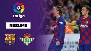 Liga : Griezmann et le Barça à la fête !
