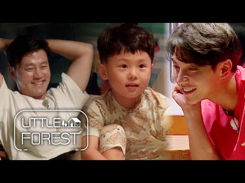 Lee Seung Gi Is Shocked By This Six-year-old's Dating Skills [Little Forest Ep 13]