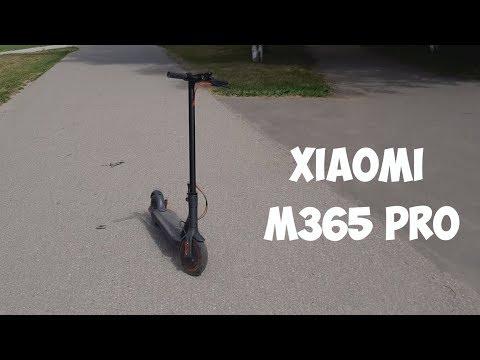 Электросамокат Xiaomi Mijia Electric Scooter M365 Pro. Распаковка, обзор, нюансы.