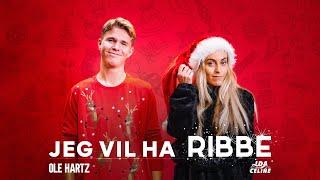 Ole Hartz & Ida Celine – Jeg vil ha ribbe (Lyric video)