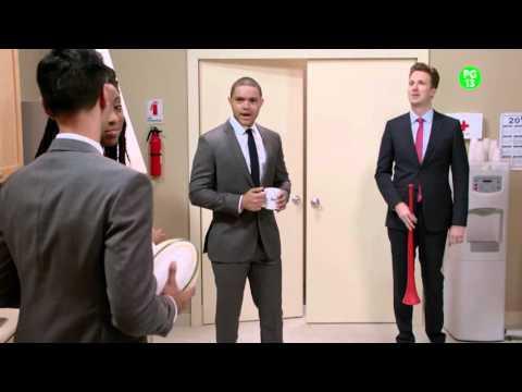 The Daily Show With Trevor Noah - Zebra