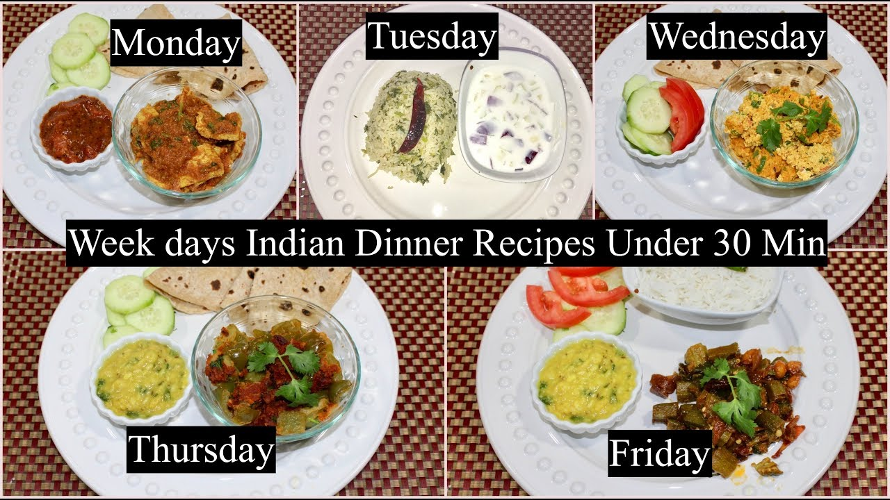Tips to Create Dinner Recipes Ideas Indian