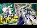 REI DOS JOGOS DE ESPADACHIM SILENCIOSO! - Yu-Gi-Oh! Duel Links #574