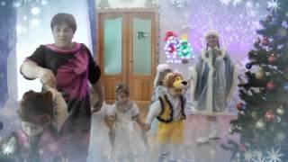 утренник в детском саду Зима