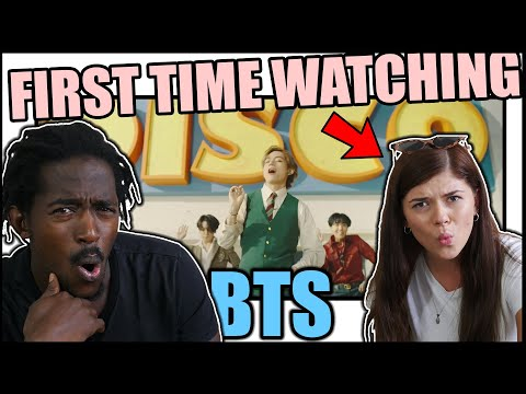 DANCER REACTS TO BTS (방탄소년단) 'Dynamite' Official MV | MY FRIENDS FIRST TIME WATCHING BTS!