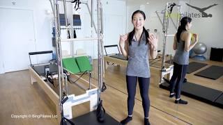 Bing Pilates REFORMER TOWER