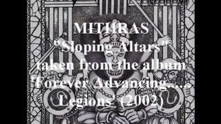 Watch Mithras Sloping Altars video