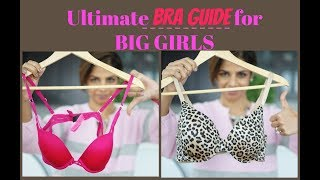 BIG BREASTS GET PERFECT BRAS Big Boob Bra Problems NO MOREBLUSH WITH MEPARMITA
