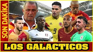 Galatasaray 'Los Galacticos' Oldu! İşte 2020 Model Cimbom... Youtube
