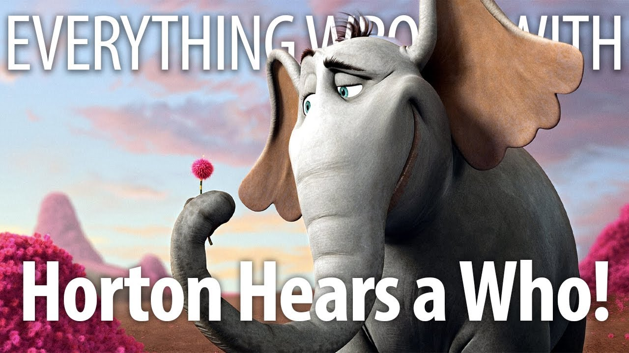 Download Everything Wrong With Horton Hears A Who! In 15 Minutes Or Less