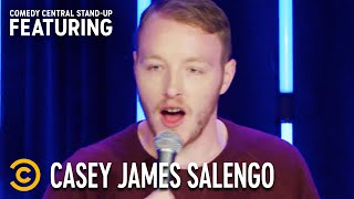 Going Along with a False Murder Charge Casey James Salengo Stand Up Featuring