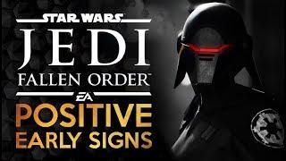 Jedi Fallen Order - Justice For Star Wars?