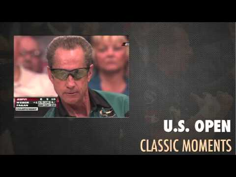 U.S. Open Classic Moments - Pete Weber (2012)