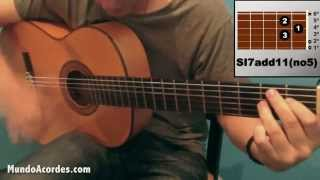 cómo tocar a guitarra duende garrapata de los delinquentes mundoacordescom