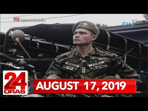 24 Oras Weekend Express: August 17, 2019 [HD]