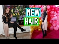 MY NEW HAIR & BLAKE LIVELY EVENT?!