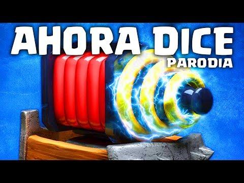 AHORA DICE (PARODIA DE CLASH ROYALE) | Ahora Dice ft. J. Balvin, Ozuna, Arcángel | GiovaGames