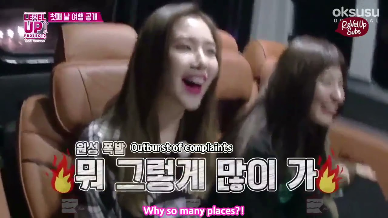 Download red velvet level up season 2 Ep4 w/eng. sub