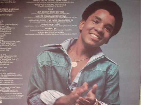 RALPH  CARTER       LOVE  IS  LIKE  AN  ITCHING  IN  MY  HEART