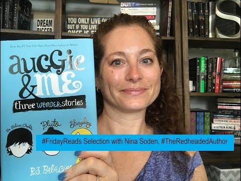 Auggie & Me By R.J. Palacio ~ Book Review