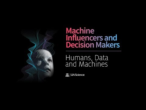 Humans, Data, and Machines: Machine Influencers and Decision Makers