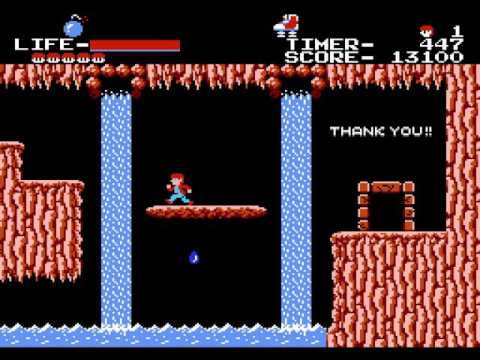 [TAS] NES The Goonies by Takanawa in 02:27.91