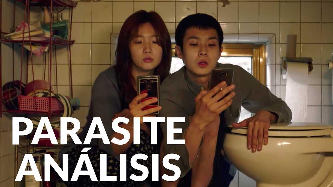 ¡Análisis de la película Parasite! 2020 hd