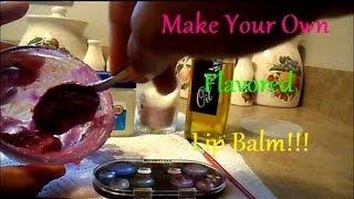 How To: Make Flavored Lip Balm Thumbnail