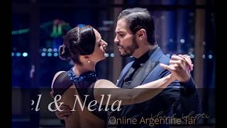Online Argentine Tango classes