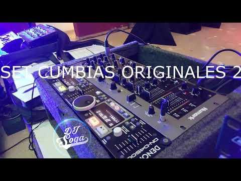 SET CUMBIAS ORIGINALES 2 - DJ SOGA