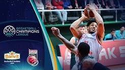 Banvit v Brose Bamberg - Full Game - Rd. of 16 - Basketball Champions League 2018-19