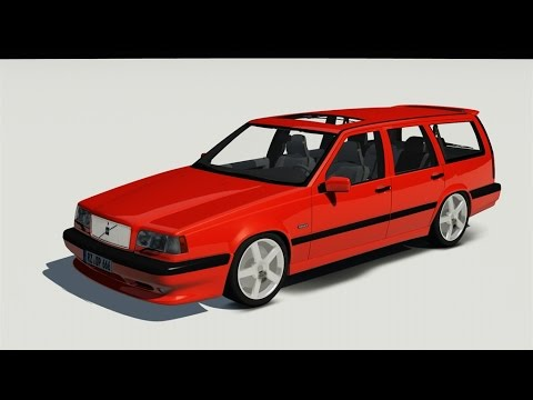 assetto corsa tuning mod volvo 850 r youtube. Black Bedroom Furniture Sets. Home Design Ideas