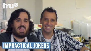 Impractical Jokers: Inside Jokes - What's the Best Way to Die? | truTV
